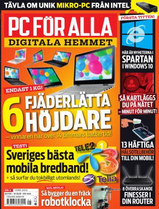 PC för Alla 2015-05-12