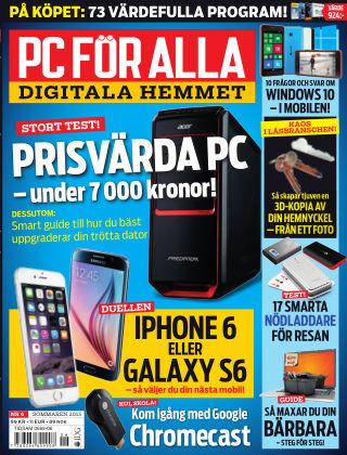 PC för Alla 2015-06-09