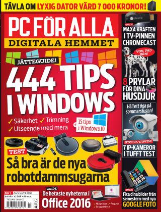 PC för Alla 2015-08-04