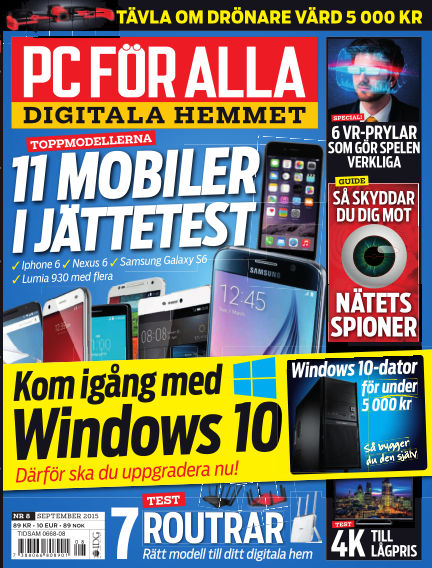 PC för Alla September 01, 2015 00:00