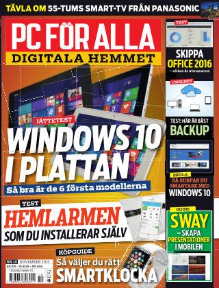 PC för Alla 2015-10-20