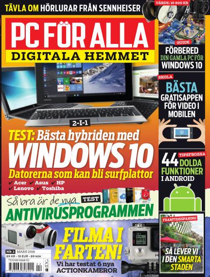 PC för Alla February 09, 2016 00:00