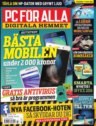 PC för Alla 16-03