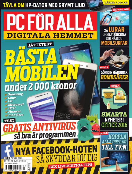 PC för Alla March 09, 2016 00:00