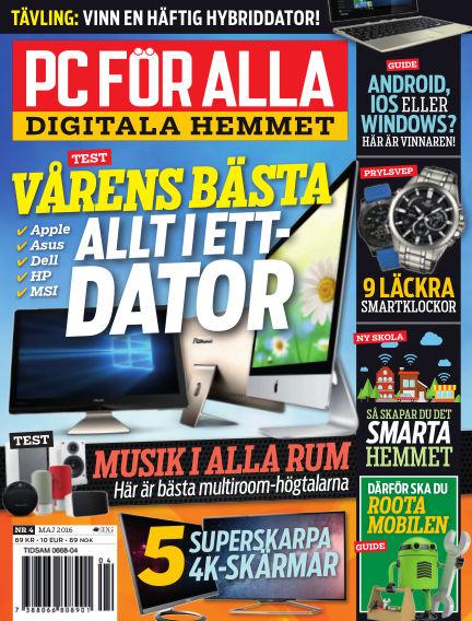 PC för Alla April 19, 2016 00:00