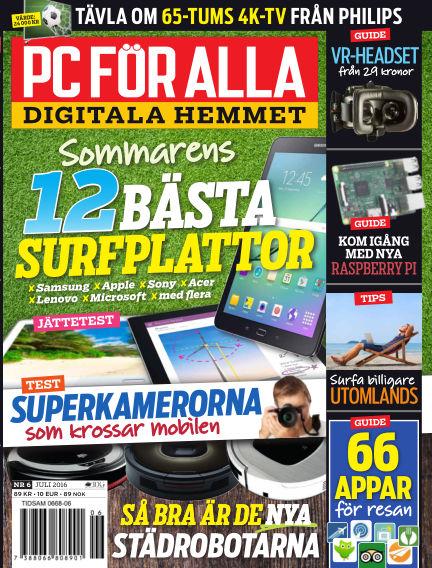 PC för Alla June 14, 2016 00:00