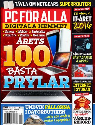 PC för Alla 1613