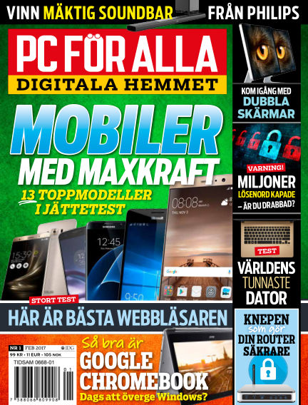 PC för Alla January 23, 2017 00:00