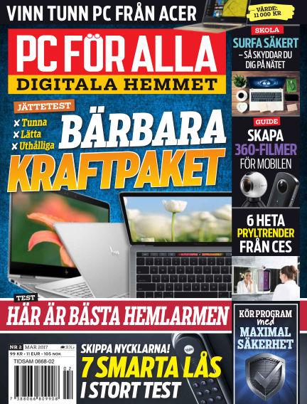 PC för Alla February 20, 2017 00:00