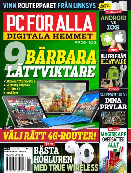 PC för Alla May 23, 2017 00:00