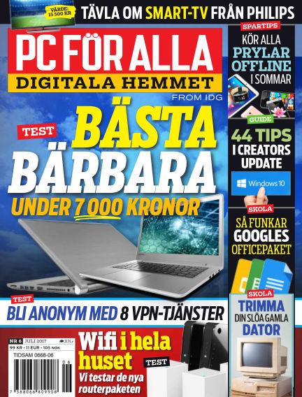 PC för Alla June 15, 2017 00:00