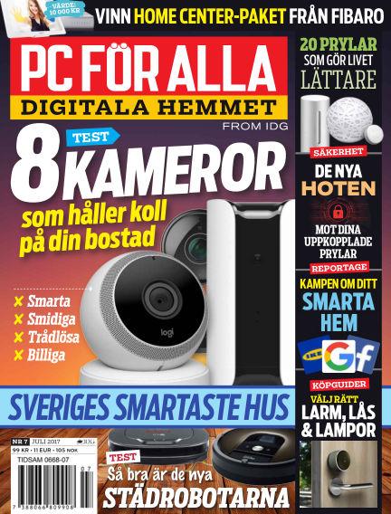 PC för Alla July 04, 2017 00:00