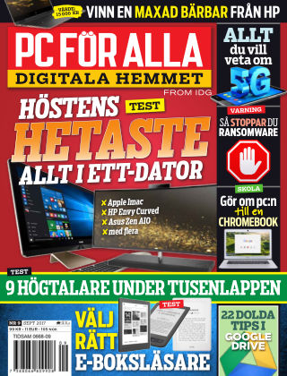 PC för Alla 1709