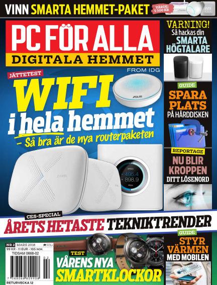 PC för Alla February 23, 2018 00:00