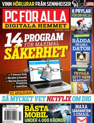 PC för Alla 1803