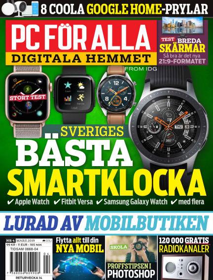 PC för Alla March 11, 2019 00:00