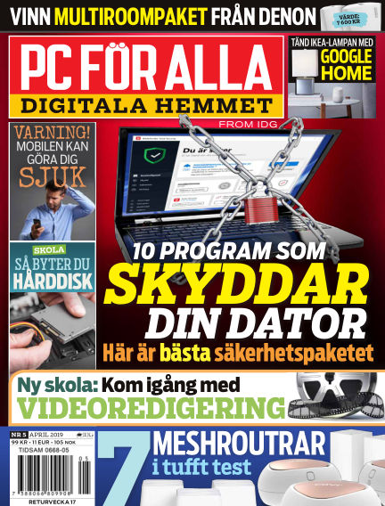 PC för Alla April 01, 2019 00:00