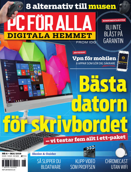 PC för Alla April 22, 2019 00:00
