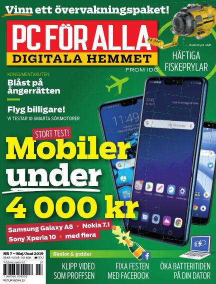 PC för Alla May 13, 2019 00:00