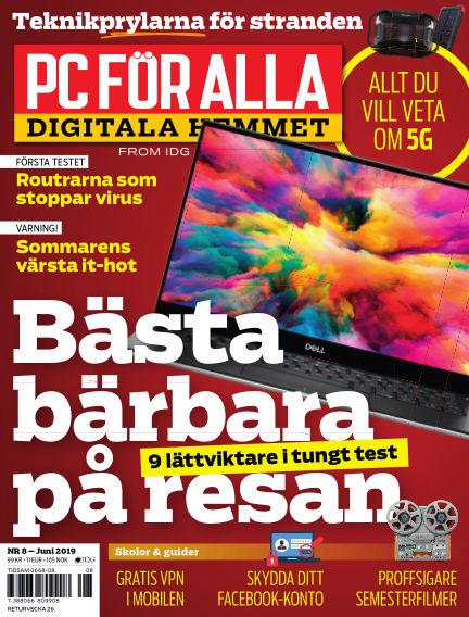 PC för Alla June 03, 2019 00:00