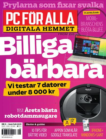 PC för Alla June 24, 2019 00:00