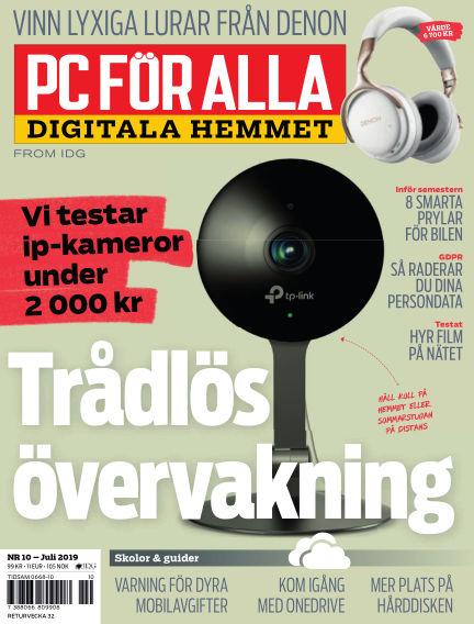 PC för Alla July 15, 2019 00:00