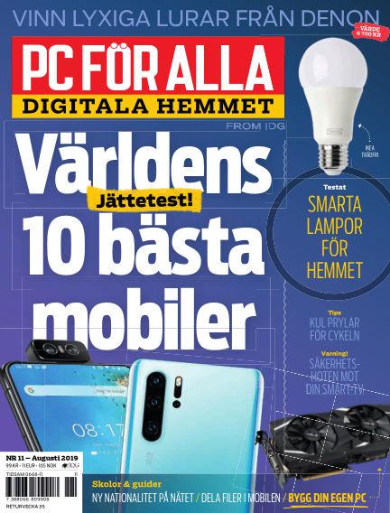PC för Alla August 05, 2019 00:00