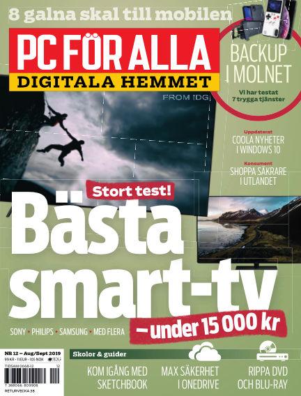 PC för Alla August 26, 2019 00:00