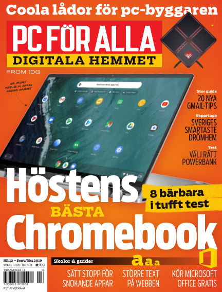 PC för Alla September 16, 2019 00:00