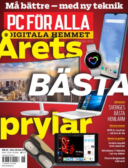 PC för Alla December 27, 2019 00:00