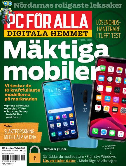 PC för Alla January 21, 2020 00:00