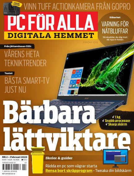 PC för Alla February 13, 2020 00:00