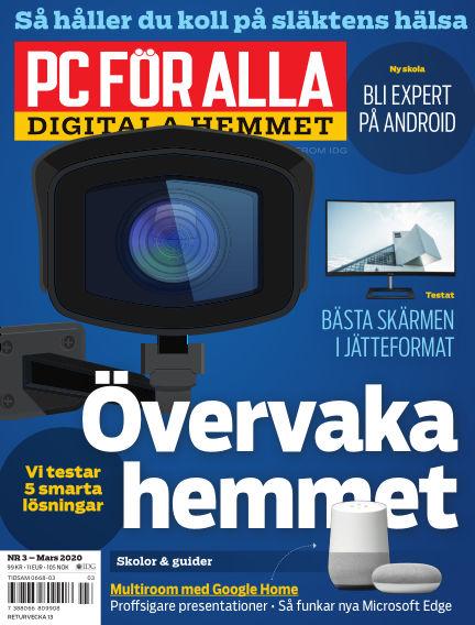 PC för Alla March 05, 2020 00:00