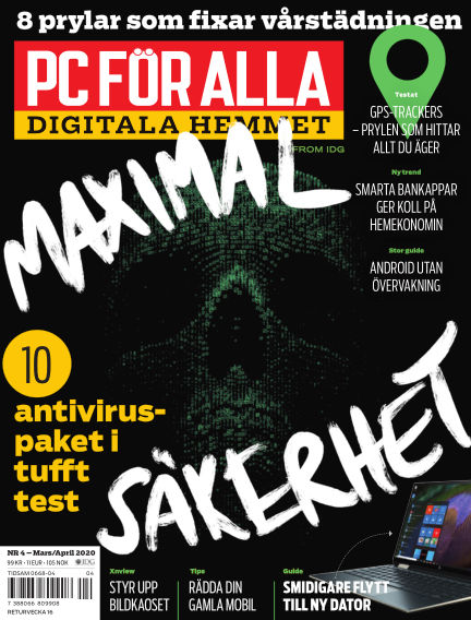 PC för Alla March 26, 2020 00:00