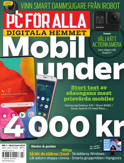 PC för Alla May 28, 2020 00:00