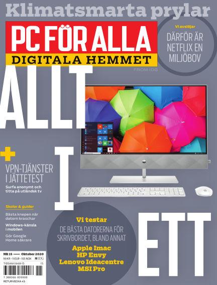 PC för Alla October 13, 2020 00:00