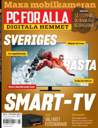 PC för Alla 2020-11-03