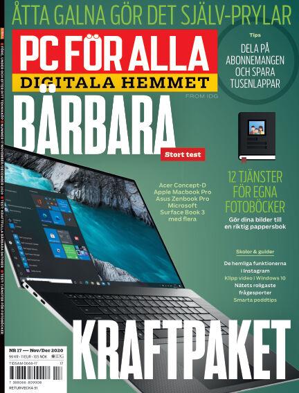 PC för Alla November 24, 2020 00:00
