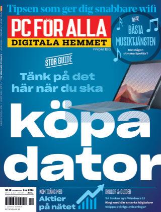 PC för Alla 2021-09-09