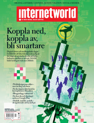 Internetworld (Inga nya utgåvor) 2013-05-31