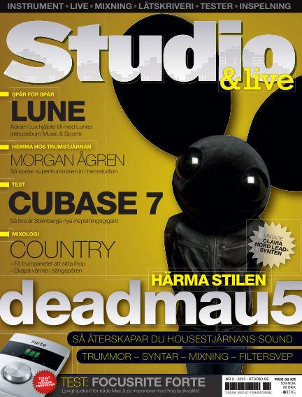 Studio (Inga nya utgåvor) January 24, 2013 00:00