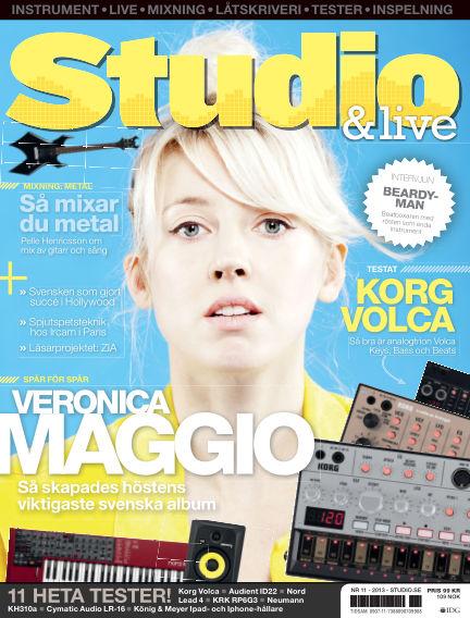 Studio (Inga nya utgåvor) October 17, 2013 00:00