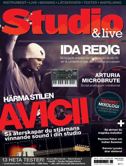 Studio (Inga nya utgåvor) December 16, 2013 00:00