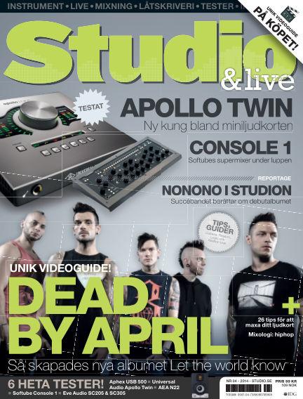 Studio (Inga nya utgåvor) March 21, 2014 00:00