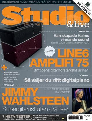 Studio (Inga nya utgåvor) 2014-04-18
