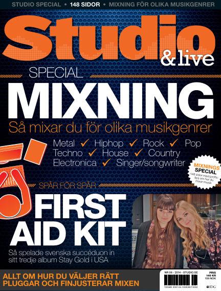 Studio Special (Inga nya utgåvor) May 19, 2014 00:00