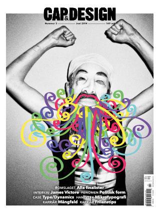 CAP&Design (Inga nya utgåvor) 2014-06-12