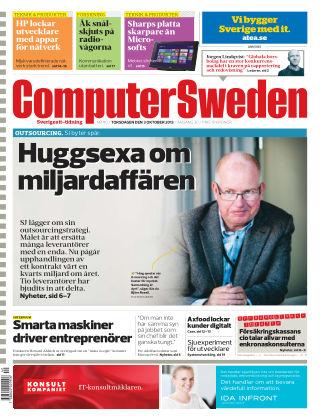 Computer Sweden (Inga nya utgåvor) 2013-10-03