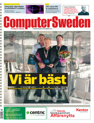 Computer Sweden (Inga nya utgåvor) 2013-11-21