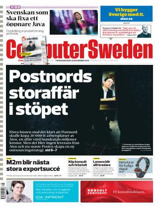 Computer Sweden (Inga nya utgåvor) 2013-11-28